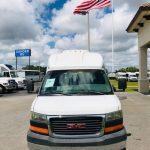 GMC 14 passenger charter shuttle coach bus for sale - Gas 2