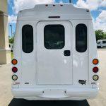 GMC 14 passenger charter shuttle coach bus for sale - Gas 4