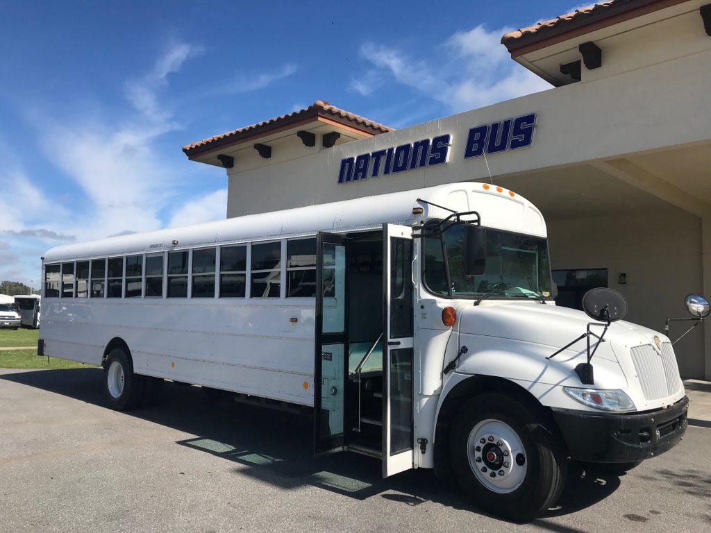 Nations Bus - 2008 International | 58 Passengers Diesel Bus