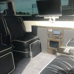 Mercedes-Benz Sprinter 9 passenger charter shuttle coach bus for sale - Diesel 3