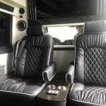 Mercedes-Benz Sprinter 9 passenger charter shuttle coach bus for sale - Diesel 7