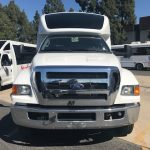 Ford F650 36 passenger charter shuttle coach bus for sale - Diesel 2