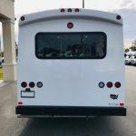 Ford E350 14 passenger charter shuttle coach bus for sale - Gas 4