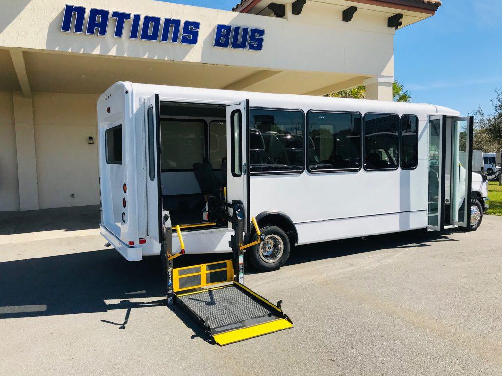 2019 World Trans E280 Paratransit
