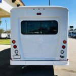 Ford E-450 24 passenger charter shuttle coach bus for sale - Gas 3