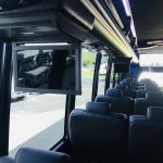 Freightliner M2 39 passenger charter shuttle coach bus for sale - Diesel 5