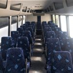 Freightliner M2 36 passenger charter shuttle coach bus for sale - Diesel 5