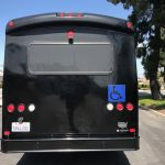 Ford F-550 30 passenger charter shuttle coach bus for sale - Gas 4
