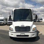 Freightliner M2 30 passenger charter shuttle coach bus for sale - Diesel 2