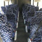 Freightliner M2 30 passenger charter shuttle coach bus for sale - Diesel 5