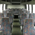 Chevy 4500 25 passenger charter shuttle coach bus for sale - Gas 5