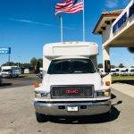 GMC C5500 40 passenger charter shuttle coach bus for sale - Diesel 2