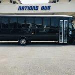 International UC 29 passenger charter shuttle coach bus for sale - Diesel 2