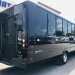 International UC 29 passenger charter shuttle coach bus for sale - Diesel 3