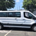 Ford Transit 14 passenger charter shuttle coach bus for sale - Gas 3