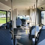 Ford E450 20 passenger charter shuttle coach bus for sale - Gas 4