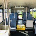 Ford E450 20 passenger charter shuttle coach bus for sale - Gas 5