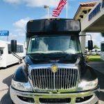 International UC 29 passenger charter shuttle coach bus for sale - Diesel 8