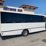International UC 29 passenger charter shuttle coach bus for sale - Diesel 7