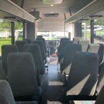 International UC 29 passenger charter shuttle coach bus for sale - Diesel 5