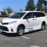 Toyota Sienna 4 passenger charter shuttle coach bus for sale - Gas 4
