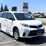 Toyota Sienna 4 passenger charter shuttle coach bus for sale - Gas 3