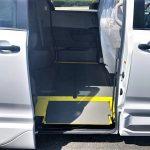Toyota Sienna 4 passenger charter shuttle coach bus for sale - Gas 5