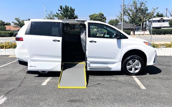 2019 VMI Paratransit Van
