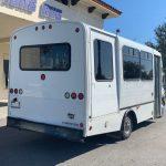 Ford E350 8 passenger charter shuttle coach bus for sale - Gas 5