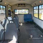 Ford E350 8 passenger charter shuttle coach bus for sale - Gas 6