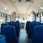 Ford E-450 25 passenger charter shuttle coach bus for sale - Gas 7