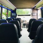 Ford E-450 23 passenger charter shuttle coach bus for sale - Gas 7