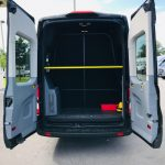 Ford Transit 350 13 passenger charter shuttle coach bus for sale - Gas 5