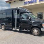 E350 13 passenger charter shuttle coach bus for sale - Gas 1
