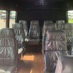 E350 13 passenger charter shuttle coach bus for sale - Gas 5