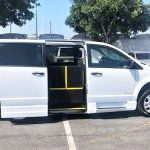 Dodge Caravan 6 passenger charter shuttle coach bus for sale - Gas 3