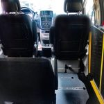 Dodge Caravan 6 passenger charter shuttle coach bus for sale - Gas 8