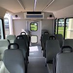 Ford E350  12 passenger charter shuttle coach bus for sale - Gas 4