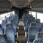 Van Hool  57 passenger charter shuttle coach bus for sale - Diesel 11