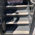 Van Hool 56 passenger charter shuttle coach bus for sale - Diesel 13