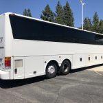 Van Hool 56 passenger charter shuttle coach bus for sale - Diesel 2