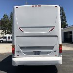 Van Hool 56 passenger charter shuttle coach bus for sale - Diesel 4