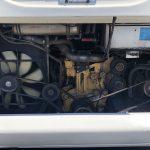 Van Hool 56 passenger charter shuttle coach bus for sale - Diesel 14