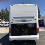 Van Hool 56 passenger charter shuttle coach bus for sale - Diesel 6