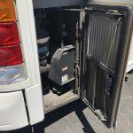 Van Hool 56 passenger charter shuttle coach bus for sale - Diesel 15