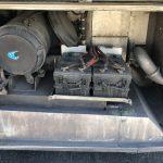 Van Hool 56 passenger charter shuttle coach bus for sale - Diesel 17