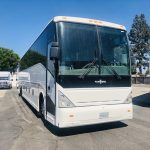 Van Hool  57 passenger charter shuttle coach bus for sale - Diesel 2