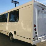 Ford E450 21 passenger charter shuttle coach bus for sale - Gas 5