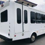 Chevy C4500 13 passenger charter shuttle coach bus for sale - Diesel 3