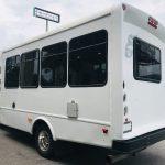Chevy C4500 13 passenger charter shuttle coach bus for sale - Diesel 5